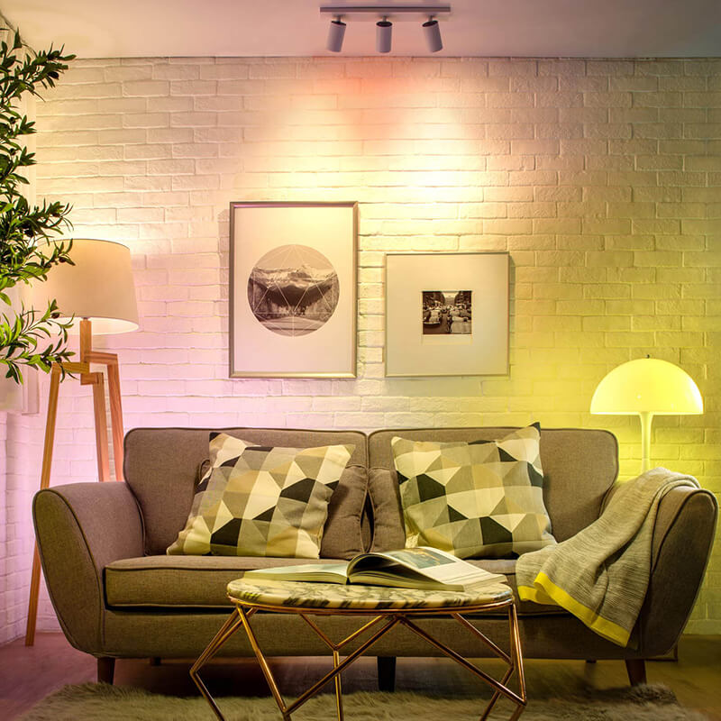 Connected Lights For Your Home