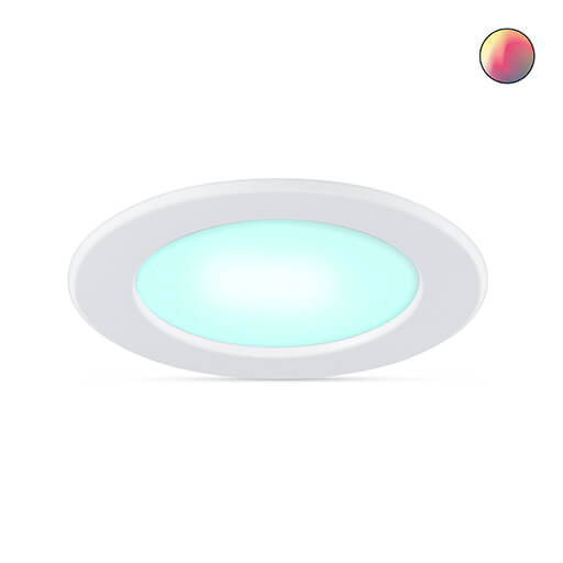 "6"" Downlight Colors"