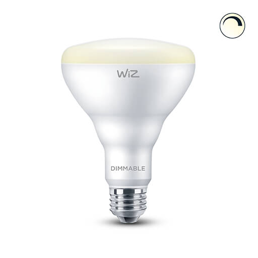 Wiz Consumer Products Br30 Dimmable Warm White