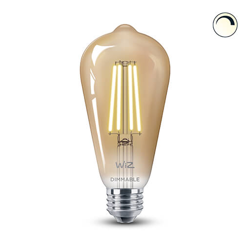 ST19 Filament Dimmable Warm White